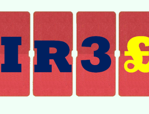 IR35 …Will they or Won't they?