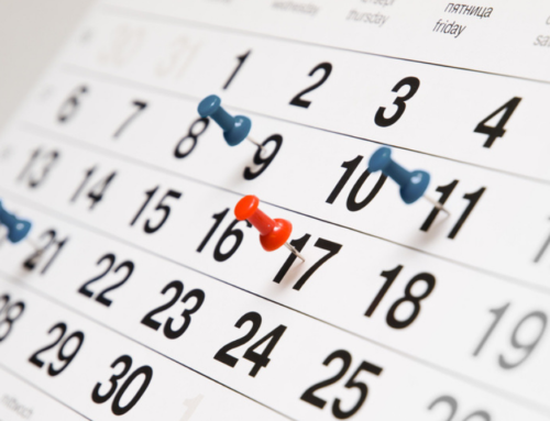B2E Consulting Calendar of Events 2019