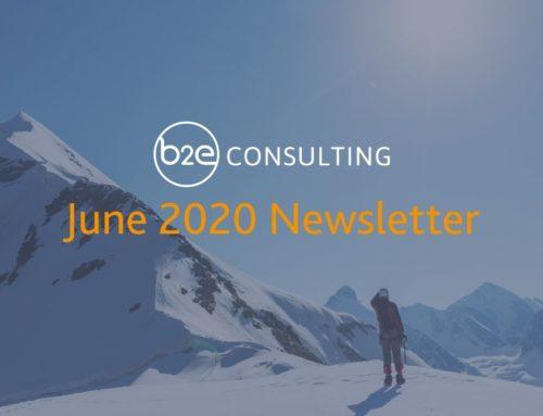 B2E June 2020 Newsletter