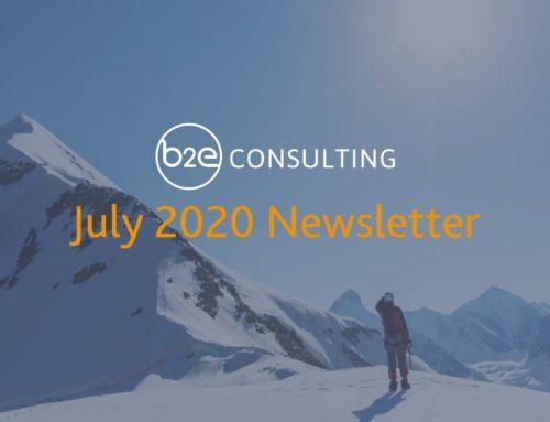 B2E July 2020 Newsletter