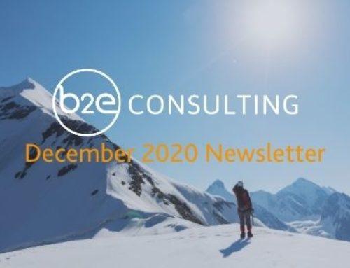 B2E December Newsletter