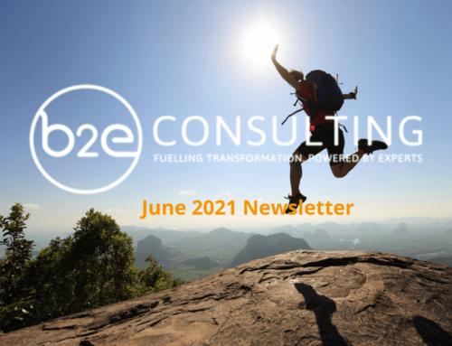 B2E June Newsletter