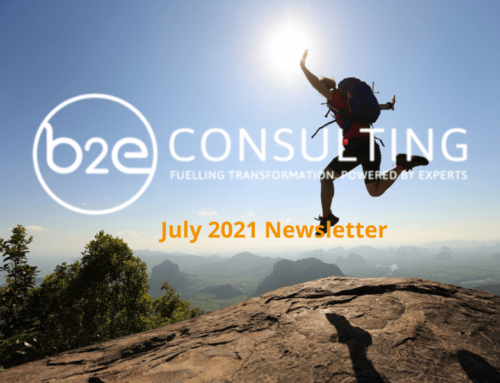 B2E July Newsletter